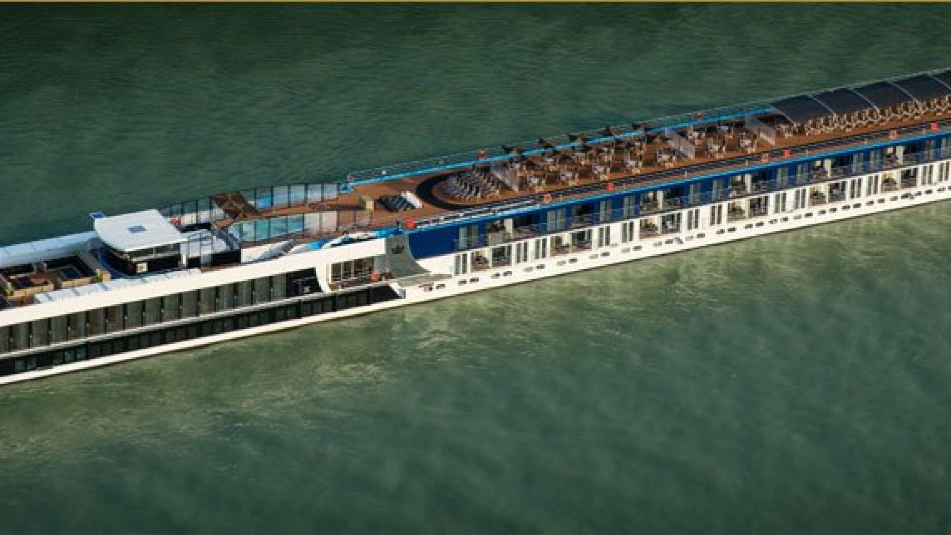 Cruise the Rhine aboard the AmaKristina