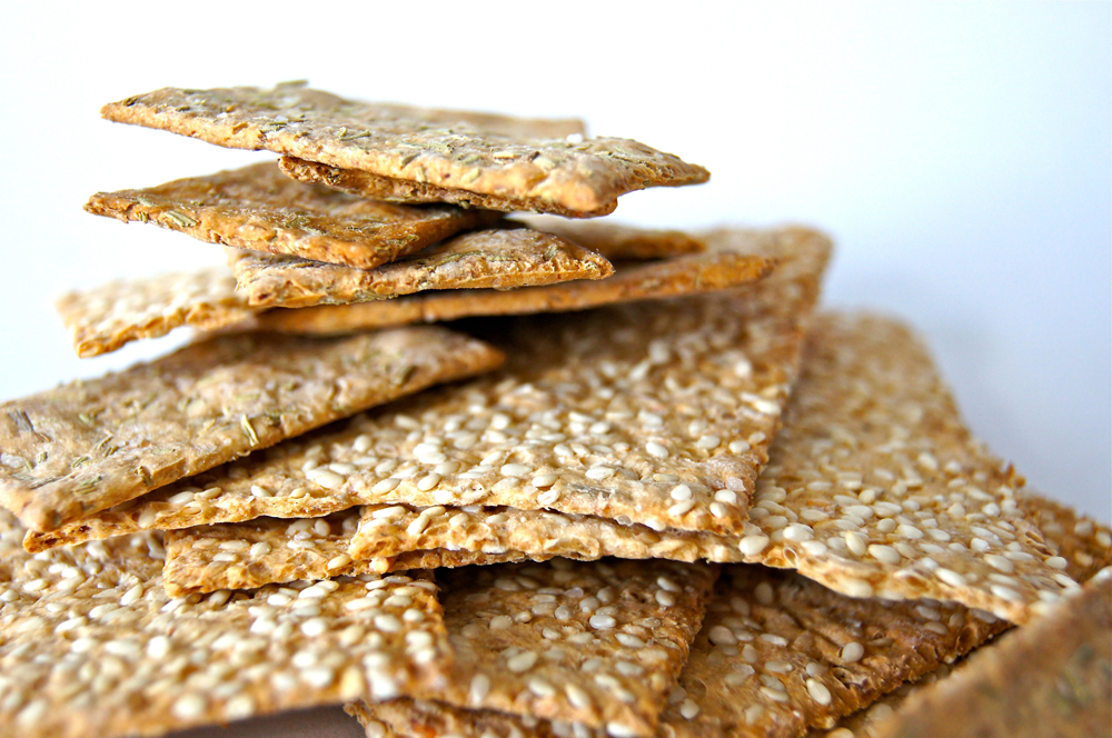 grain crackers