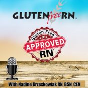 Gluten Free RN Podcasts